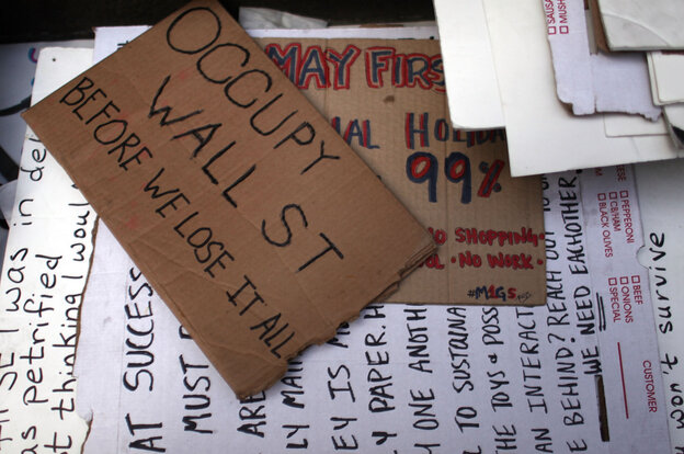 The Occupy movement will try to regain the momentum it created last fall.