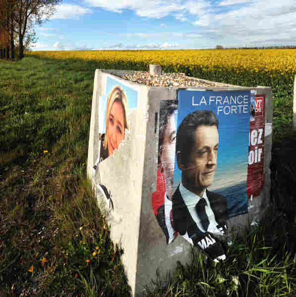 In French Election, Candidates Chase Far-Right Votes