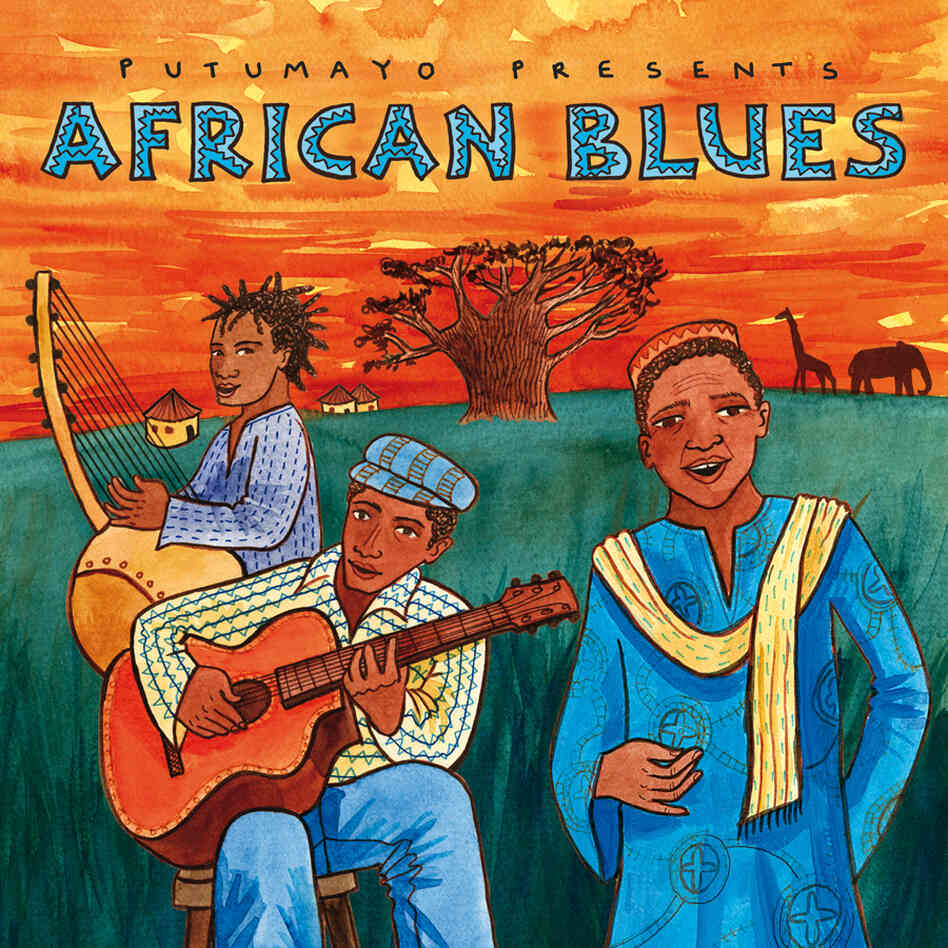 Putumayo Presents African Blues.