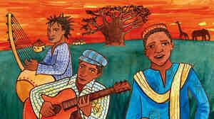 Putumayo Presents African Blues.