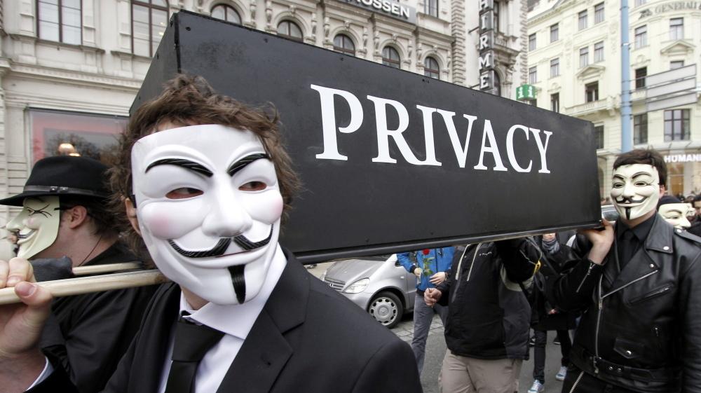 Europe Pressures U.S. Tech On Internet Privacy Laws : NPR