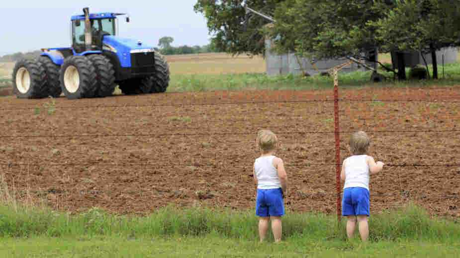 Farmers saw the administration's proposal as a threat to their way of life