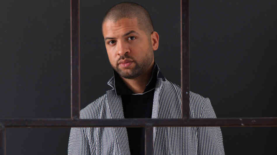 Jazz pianist Jason Moran was