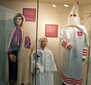 Museum displays incl