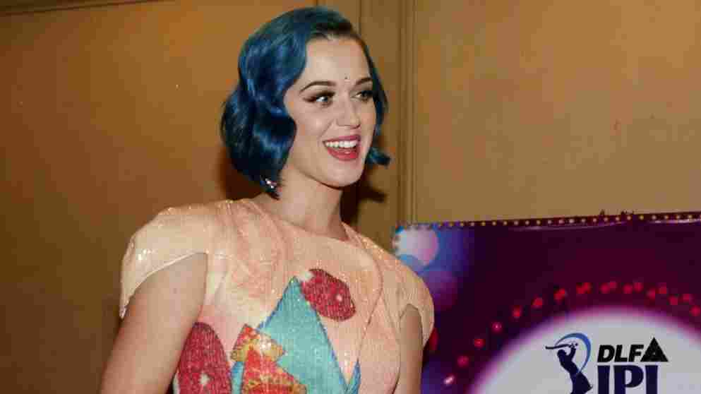 """Pop singer Katy Perry became known for her song """"I Kissed a Girl,"""" and that became a problem for Katie Perry, a marketing manager at a New York advertising agency."""