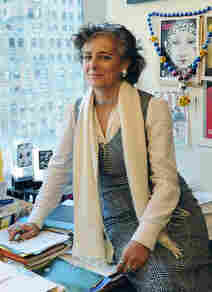 Francoise Mouly has been The New Yorker's art editor since 1993. From 1980 to 1991 she co-edited the influential comics anthology RAW with husband Art Spiegelman.