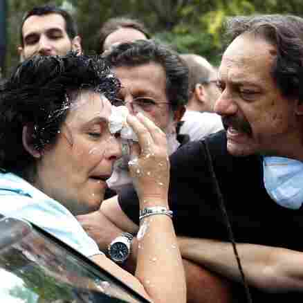In Greek Election Campaign, Anger Trumps Civility