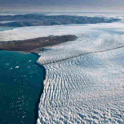 Greenland's Ice Melting More Slowly Than Expected