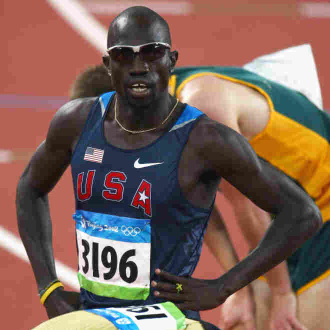 'Incredible' Race: America's Lopez Lomong Sets 2012 World Best [VIDEO]