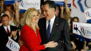 'There's A Wild And Crazy Man' Inside Mitt Romney, His Wife Says