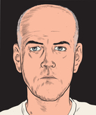 Clowes is the author of Wilson and Mister Wonderful: A Love Story.