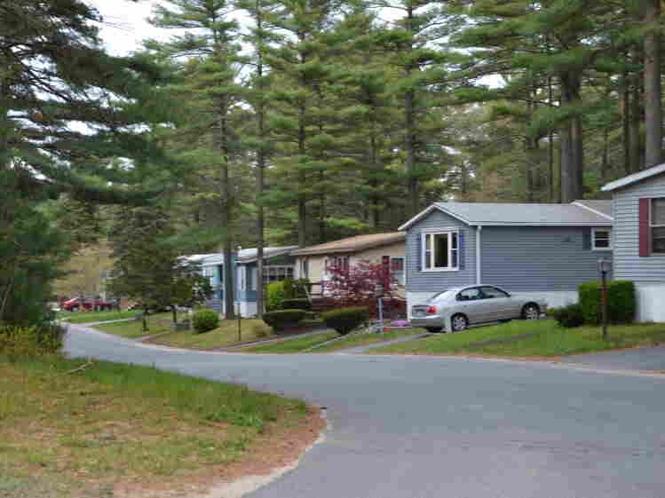 ROC USA is working with the residents of Cranberry Village, including Judy Stoddard, in Carver, Mass., to help them purchase the land they live on from its current owner.