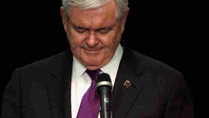 Gingrich Formally Ends Campaign, 'A Truly Wild Ride'