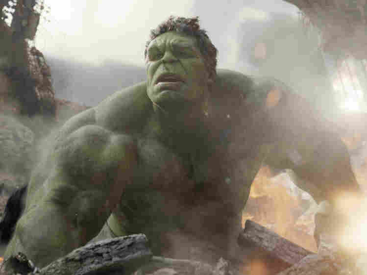 In The Avengers, the Hulk lives in Calcutta — and doesn't lose his temper over the city's traffic and other problems. That might not ring true to anyone who's been there, says Sandip Roy.
