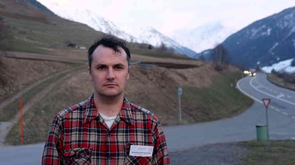 Mount Eerie's new album, Clear Moon, comes out May 22.