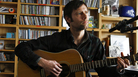 Nathan Salsburg performs a Tiny Desk Concert on Feb. 8, 2012.