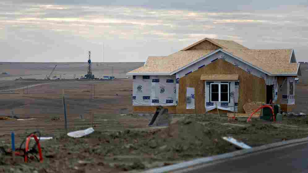 North Dakota, which is in the midst of an oil boom that has filled government coffers, is considering property tax legislation that would cut taxes by $812 million a year, according to the state Tax Department.