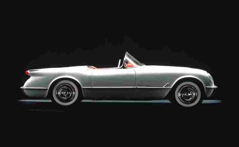 The Chevrolet Corvette was introduced by General Motors in 1953 as a concept vehicle.