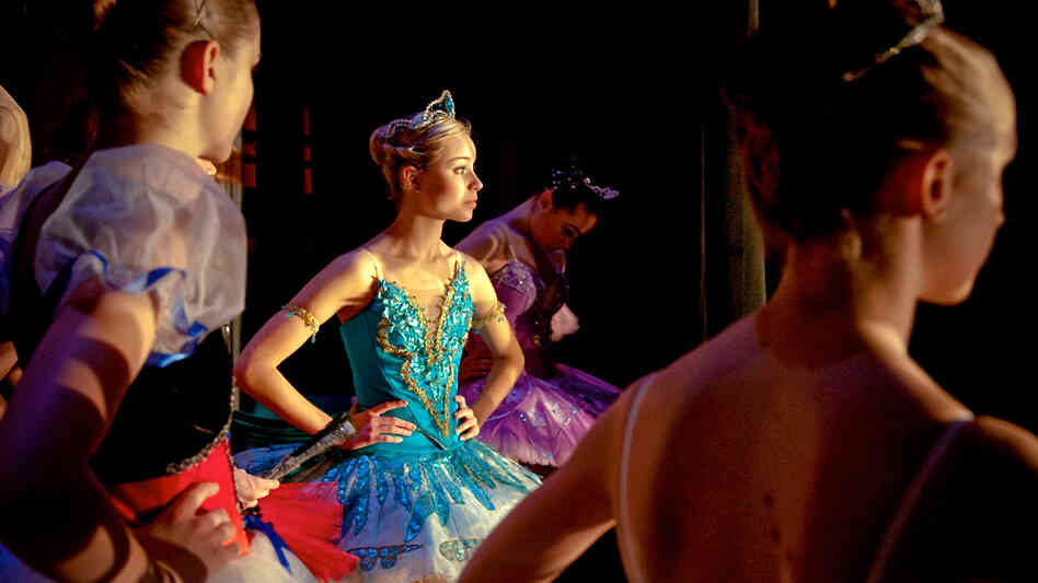 First Position profiles dancers at the Youth America Grand Prix, a prestigious ballet contest. Rebecca Houseknecht, 17, is a dancer with a lot of talent — and a painful awareness that her chances of signing with a top company are growing slim.