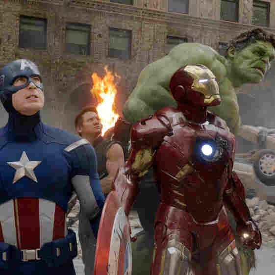 'The Avengers': Slick Summer Superheroics