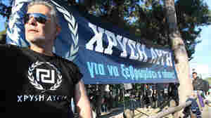 Greek Unease Fuels Rise Of Far-Right 'Golden Dawn'