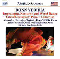 Ronn Yedidia: World Dance.