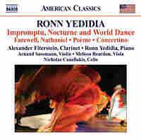 Ronn Yedidia: World Dance.