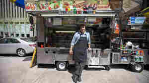 Food Trucks Seek 'That Mystical Spot'