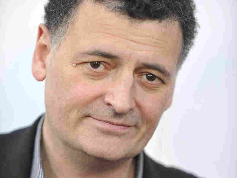 Steven Moffat is the co-creator of Sherlock. He's also the lead writer and executive producer for the British science-fiction TV show Doctor Who.