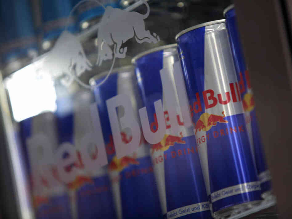 Drinks like Red Bull contain citric acid, which can strip away the enamel that protects teeth from decay.