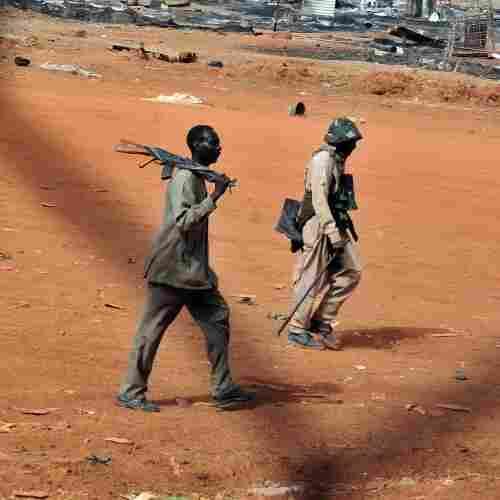 Diplomats Up Efforts To Avert War Between Sudans
