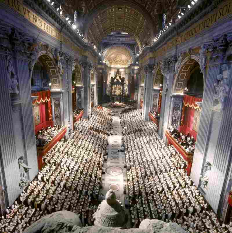 The Second Vatican Council opened in Rome on Oct. 11, 1962, under Pope John XXIII and concluded on Dec. 8, 1965, under Pope Paul VI.