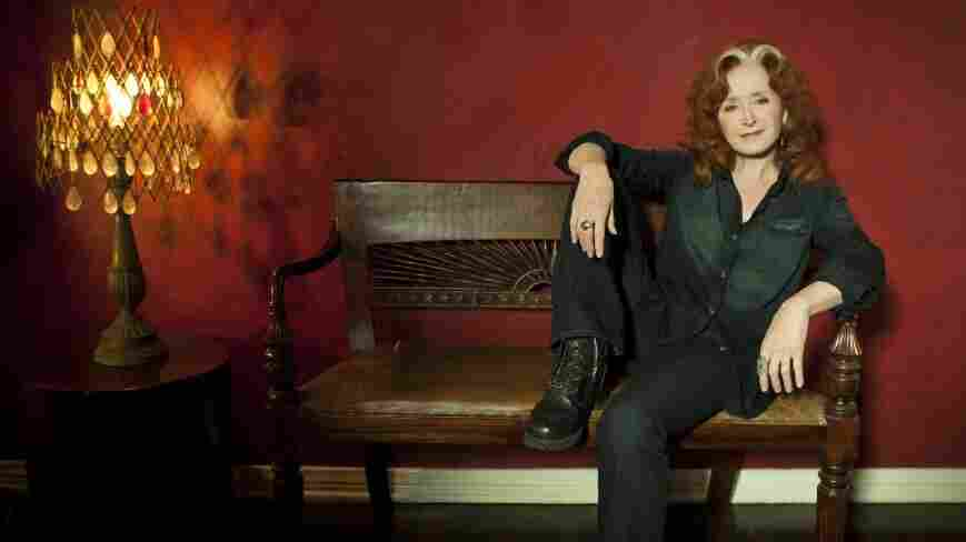 Bonnie Raitt's new album is titled Slipstream.