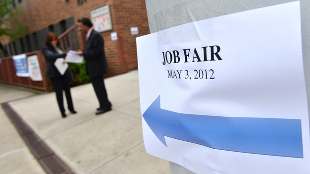A sign earlier this month in New York City's Queens borough. (AFP/Getty Images)