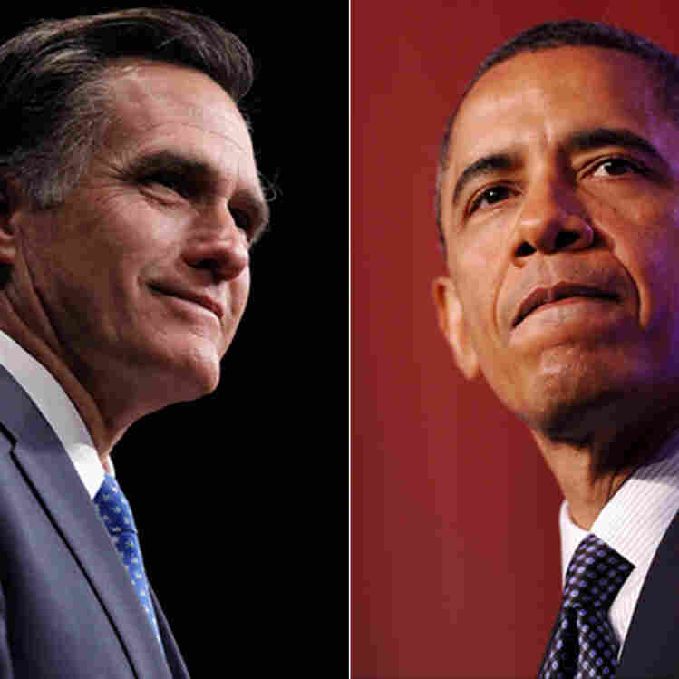 Are Obama And Romney The Same Guy?