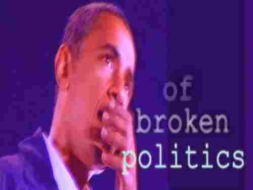 In one section of JacobTV's The News, a 2008 Obama campaign speech becomes a hip-hop-inflected aria.