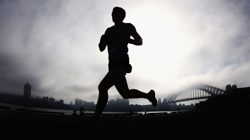 Wired To Run\': Runner\'s High May Have Been Evolutionary Advantage ...