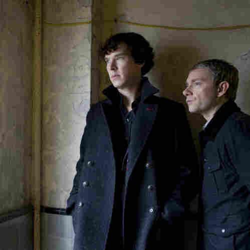 Benedict Cumberbatch: 'Sherlock,' Smaug And Spying
