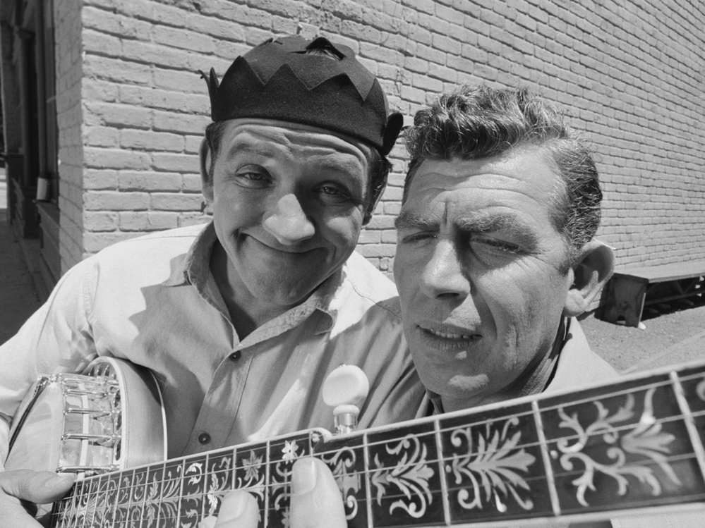 "George Lindsey played Goober on ""The Andy Griffith Show."" He died Sunday morning at age 83."