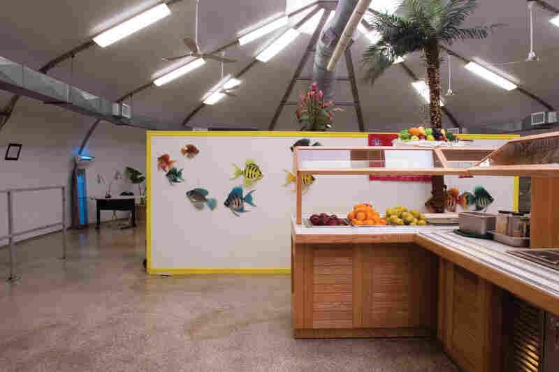 Cafeteria, Camp America, 2006