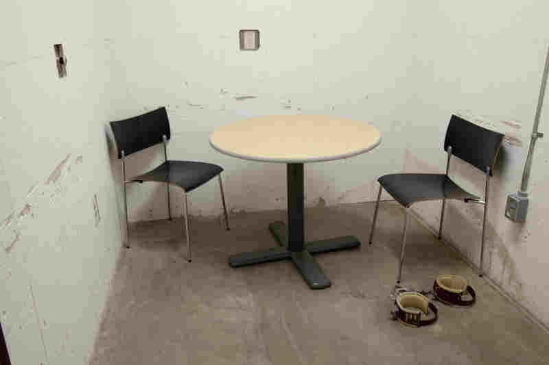 Interrogation Room, Camp Delta, 2010