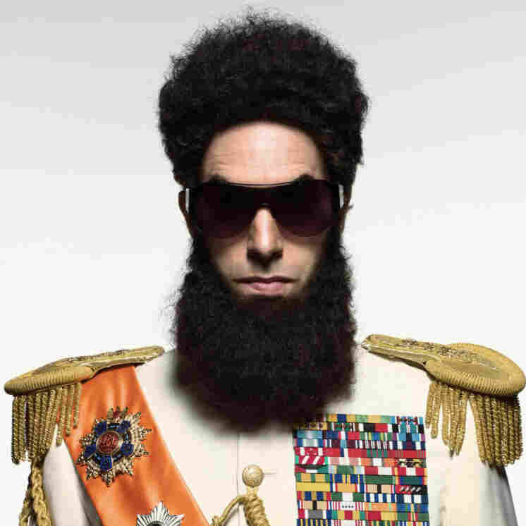 The Tyranny Of Character: Will The Real Sacha Baron Cohen Please Stand Up?