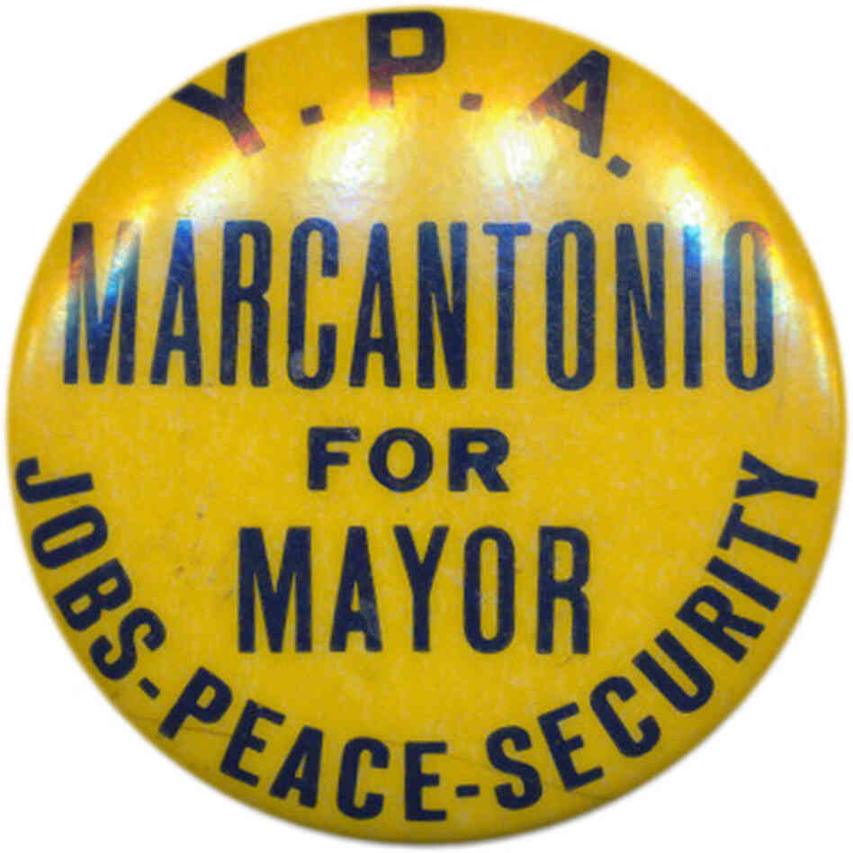 He also ran for mayor of NYC, finishing 3rd in 1949 with 13.4% of the vote.