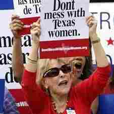 As Texas Cuts Funds, Planned Parenthood Fights Back