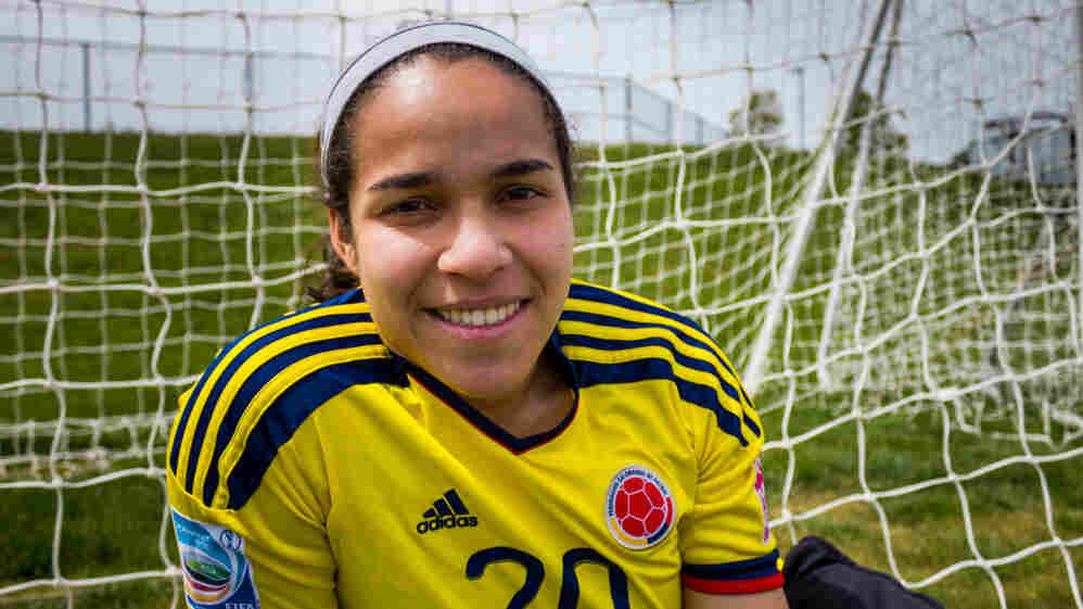 Straight From Bogota: Orianica Velasquez is a junior at Indiana University in Bloomington.