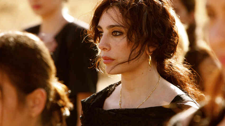Filmmaker Nadine Labaki plays the lead role o