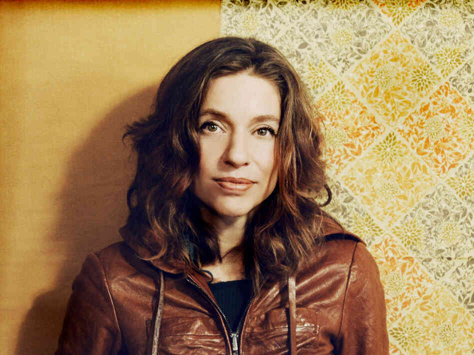 "Take-no-bull folksinger Ani DiFranco showcases her soft, romantic side in the elegant ballad ""Hearse."""