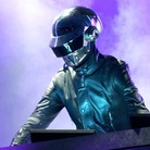 Underneath their helmets, the members of Daft Punk are actually listening to Making Time Radio.
