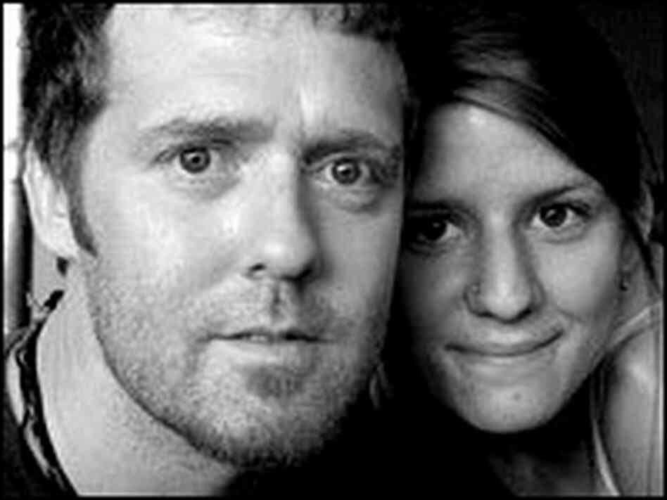 Glen Hansard and Marketa Irglova.
