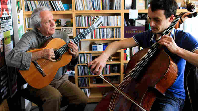 Pedro Soler And Gaspar Claus: Tiny Desk Concert